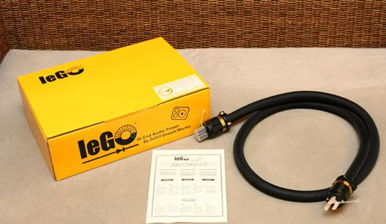IeGO L80520+ 8085GU CT/BU/BK 1.5M Power Cord