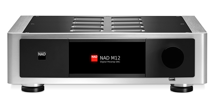 NAD M12 DIRECT DIGITAL PREAMP DAC