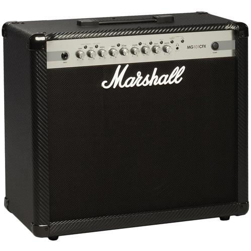 Marshall MG101CFX 100W 1X12 inch Carbon Fibre Series Guitar Ampl