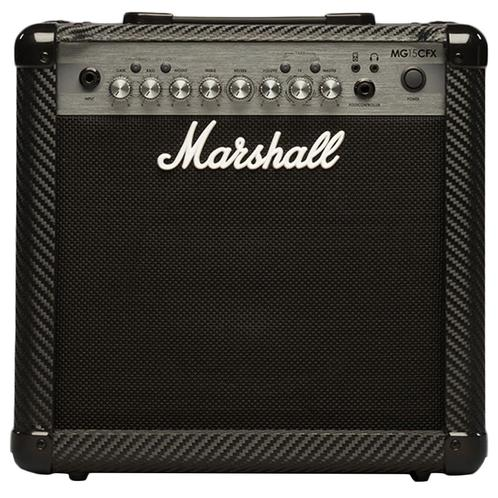Marshall MG15CFX Carbon Fibre Series 15W Combo Guitar Amplifier