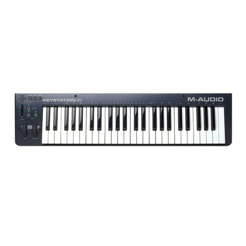 M-Audio Keystation49 II 49-Key MIDI Controller