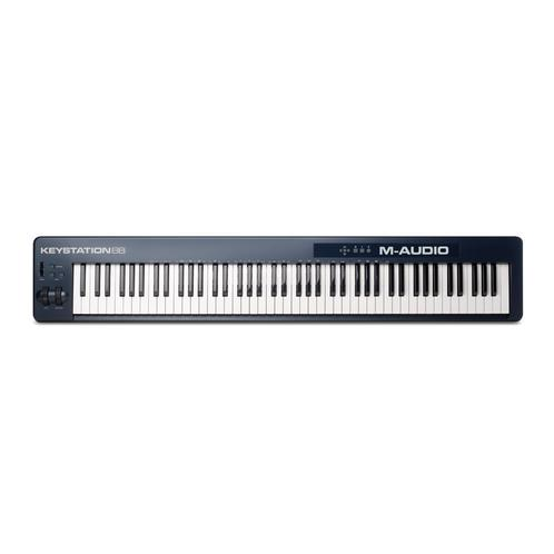 M-Audio Keystation88 II 88-Key MIDI Controller