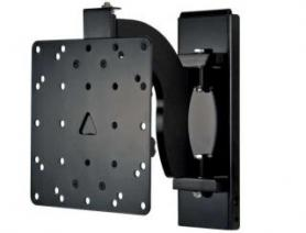 "Sanus MF110-B1 Full-Motion Wall Mount(Up to 42"") Extends 9.5 Inc"