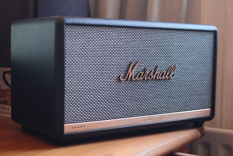 Marshall stanmore ll voice wifi bluetooth