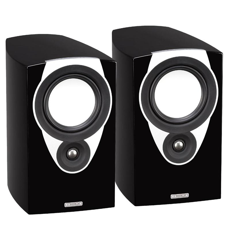 Mission SX2 Bookshelf Speakers (Pair)