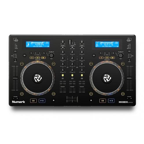 Numark MixdeckExpress 2 Channel DJ Controller With CD/USB Player