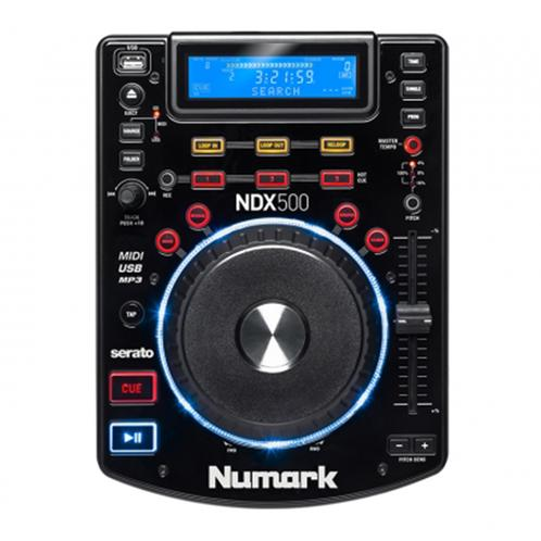 Numark NDX500 CD/MP3 Controller With Scratch Effects
