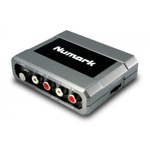 Numark Stereo iO V2 Analog To Digital DJ Interface