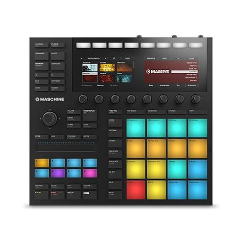 Native Instruments Maschine MK3 Groove Production With 24-bit/96