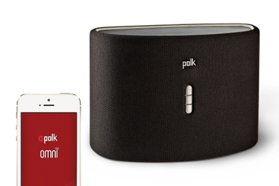 Polk Audio S2 Wireless Multi Room Speaker BLACK
