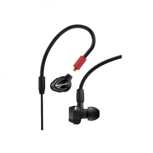 PIONEER DJE-2000K PROFESSIONAL DJ IN-EAR HEADPHONES