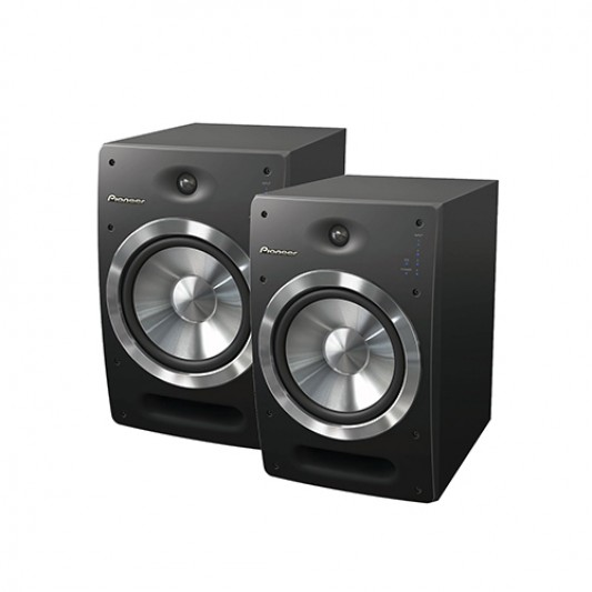 Pioneer S-DJ08 8 inch Active Reference Speaker (Pair)