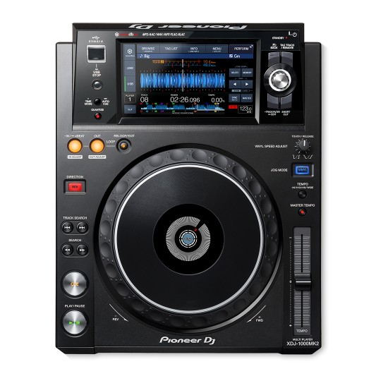 PIONEER XDJ-1000MK2 PERFORMANCE MULTI PLAYER