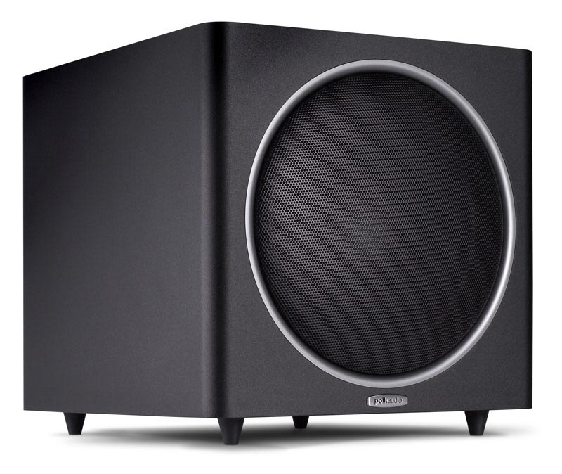 Polk Audio PSW125 12-inch, 300W Subwoofer black