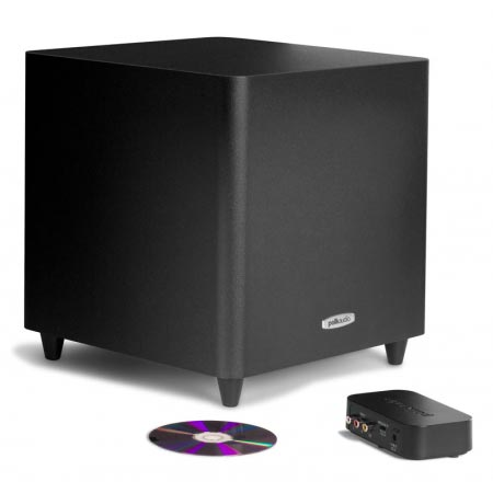 Polk Audio PSWi225 8-inch, 100W Wireless Subwoofer