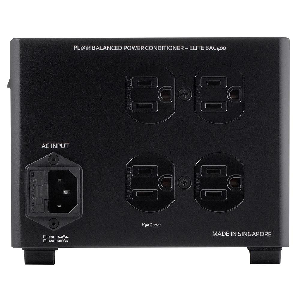 PLiXiR Elite BAC 400 Schuko socket