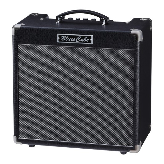 Roland BC-HOT-BK Blues Cube Hot Guitar Amplifier, Black