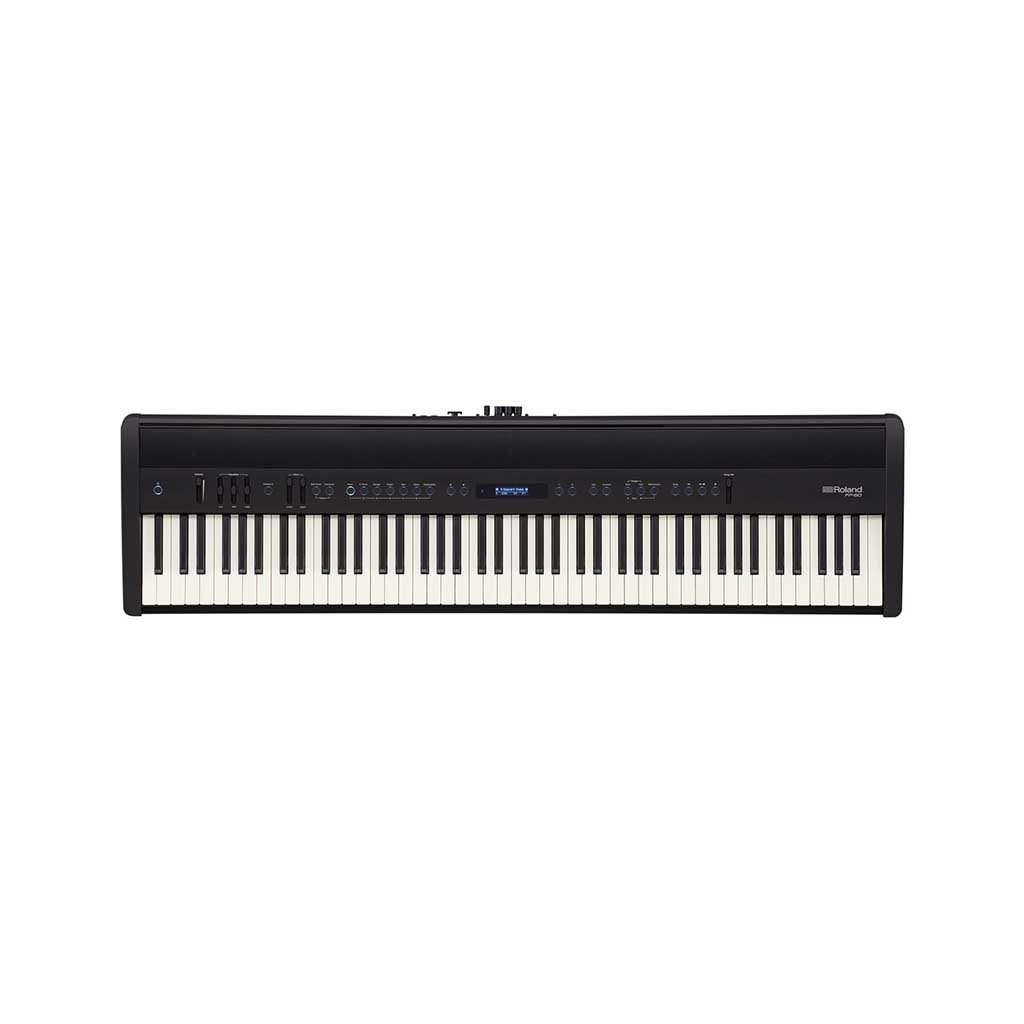 Roland FP-60 Digital Piano, Black