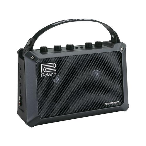 Roland MB-CUBE Mobile Cube Battery-Powered Stereo Amplifier