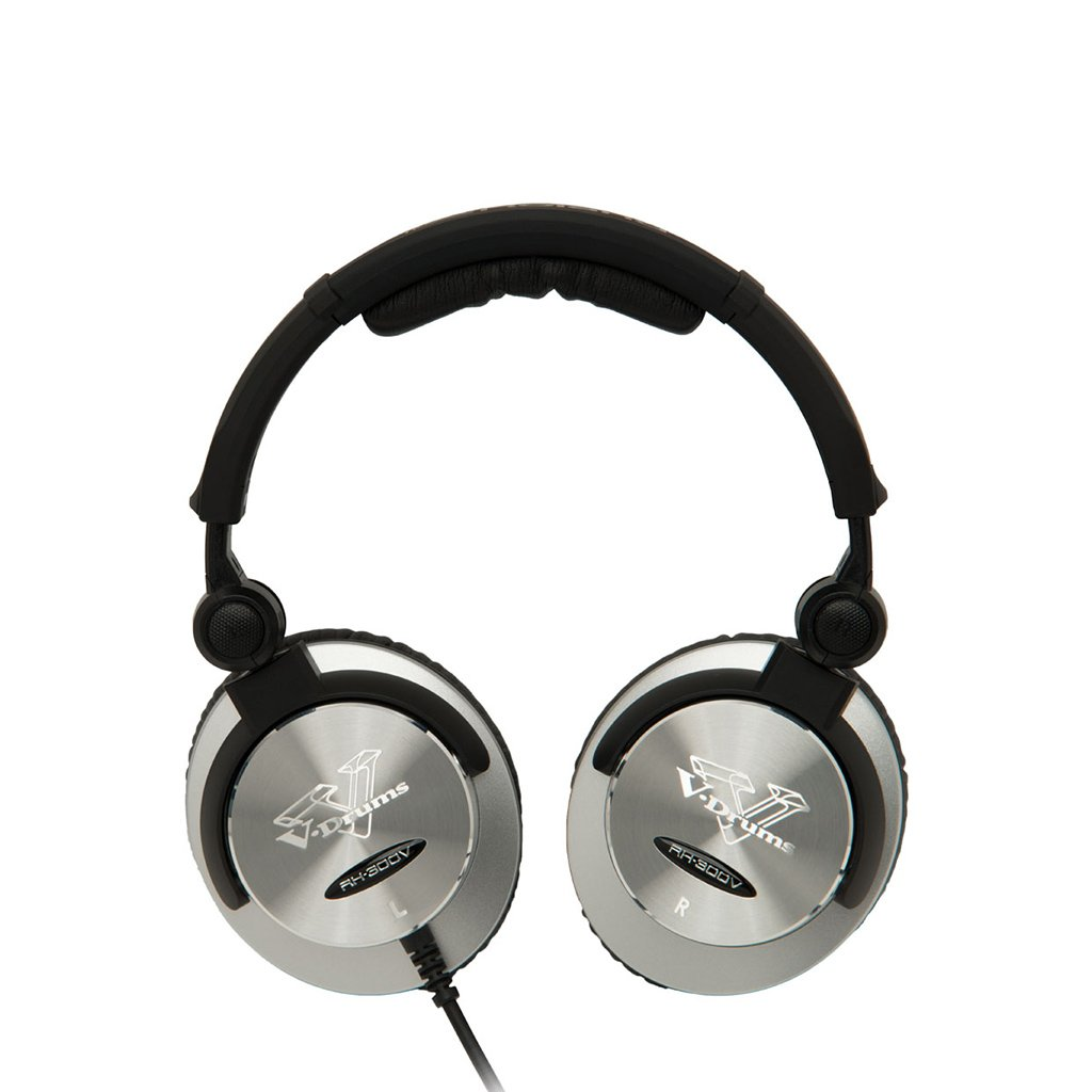 Roland RH-300V Stereo Headphones for V-Drum Monitoring