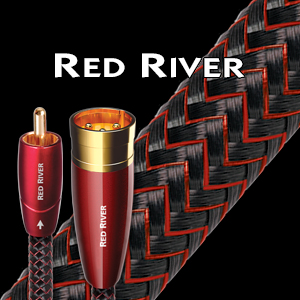Audio Quest Red River 1.5M (XLR)