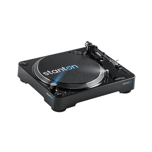 Stanton T62M2 Direct Drive Straight-Arm Turntable w/ 300 Cartrid
