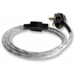Tacima HI-FI System Screened Mains Cable - 2 Metres