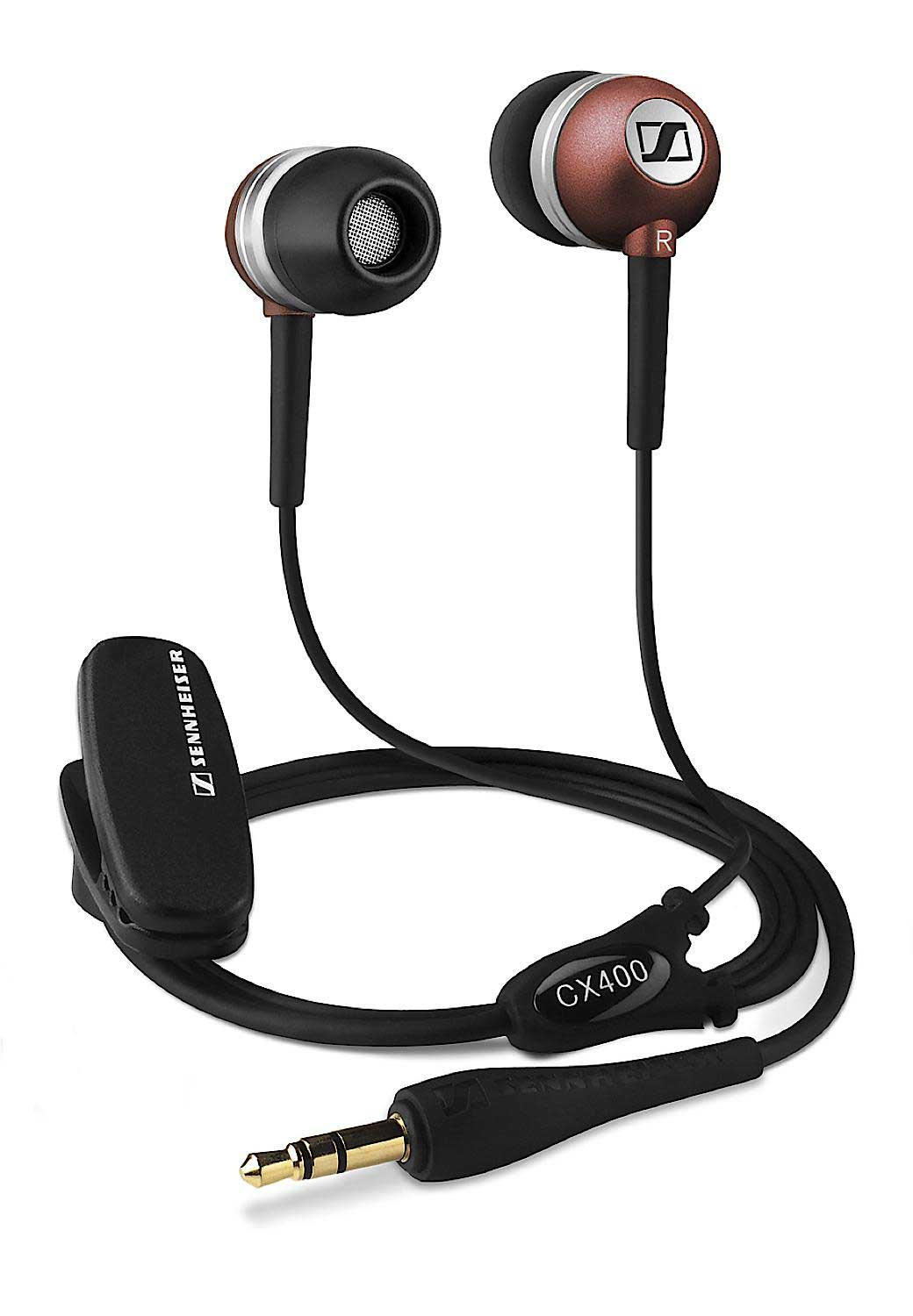 Sennheiser CX 400 sound-isolating earphones