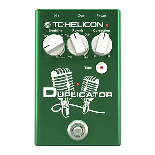 TC-Helicon Duplicator Vocal Effects Pedal
