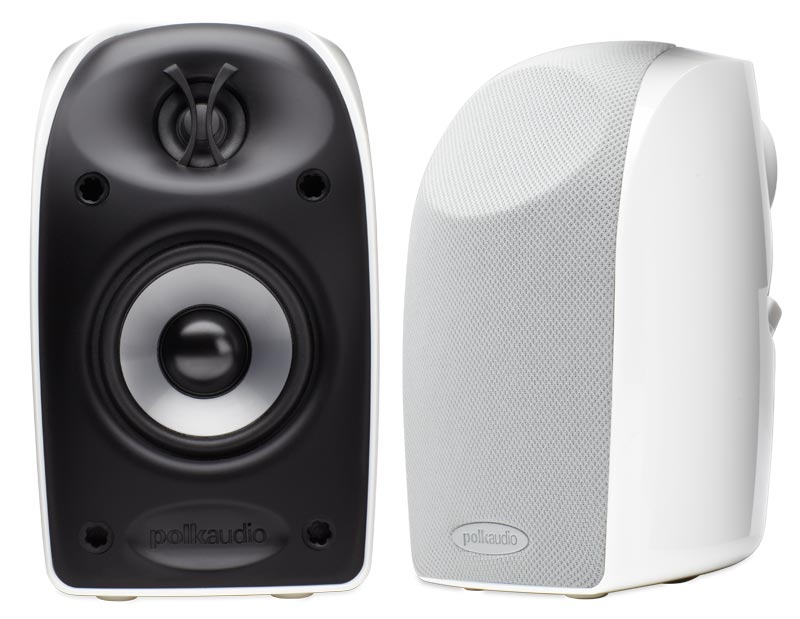 POLK AUDIO TL1 SOLD EACH PCS WHITE