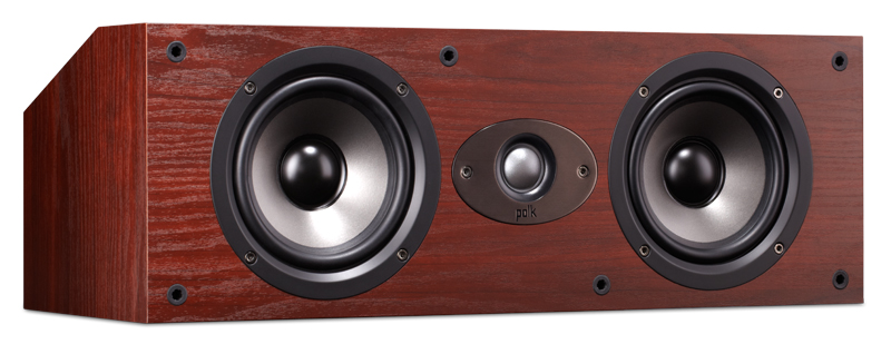POLK AUDIO TSX150C CENTRE SPEAKER CHERRY