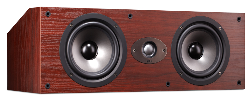 POLK AUDIO TSX250C CHERRY
