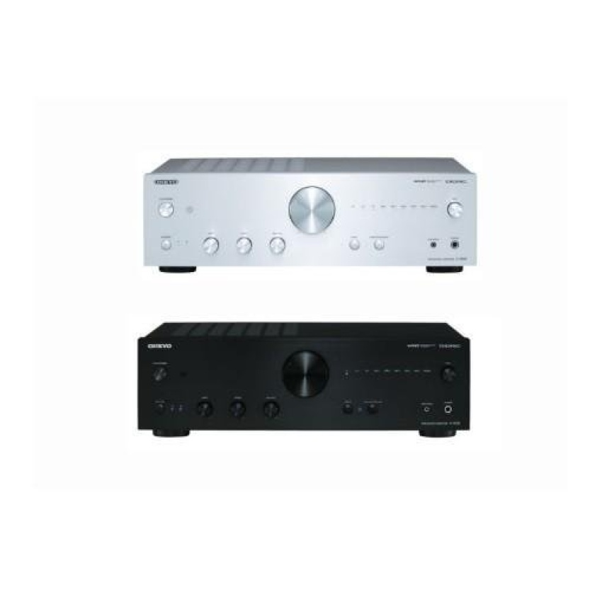 Onkyo Integrated Stereo Amplifier A-9050 Silver