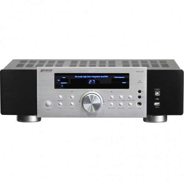 Advance Acoustic MAX 250 Integrated Amp 2x90W