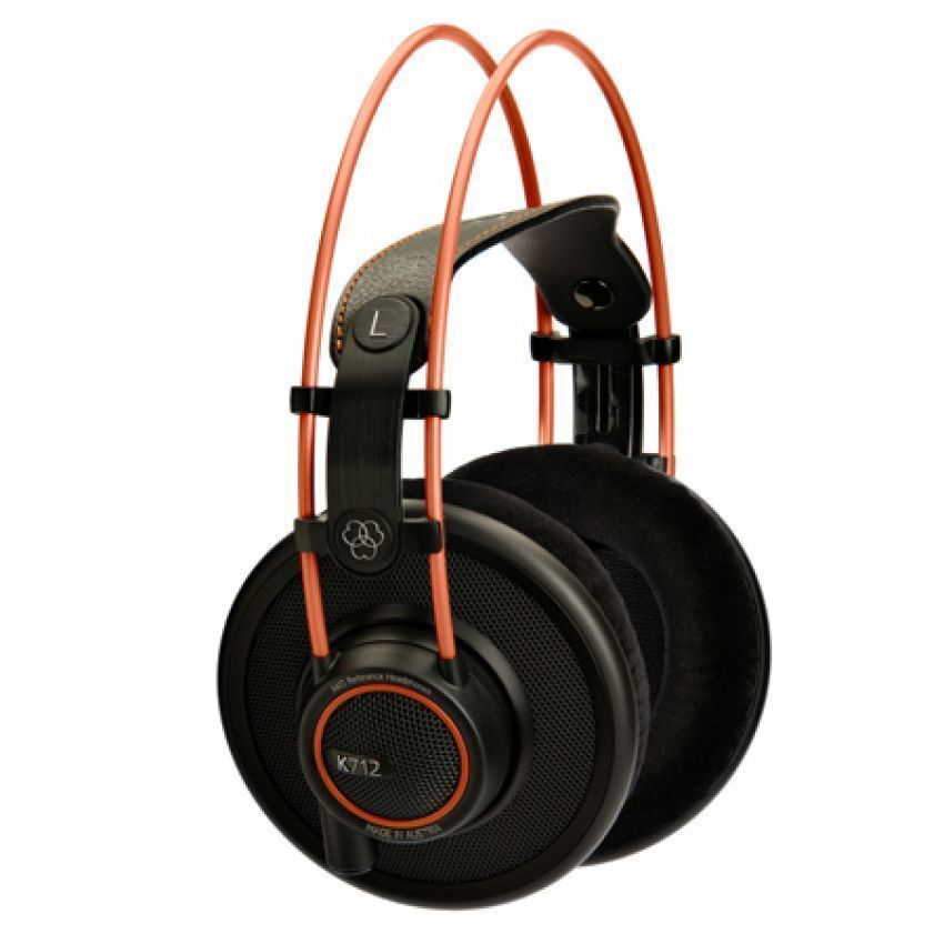 AKG K712 PRO Reference Class Studio Headphone