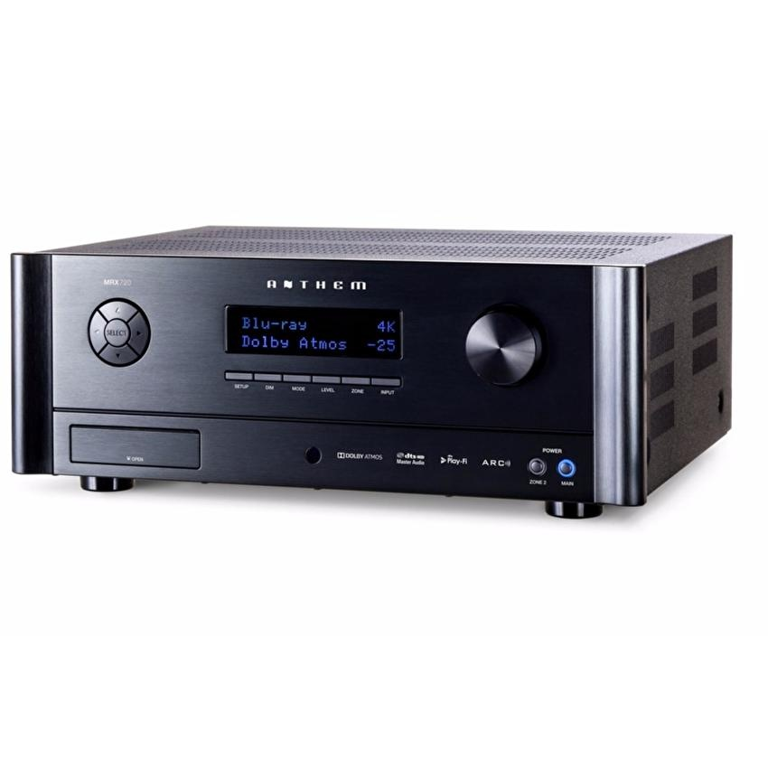Anthem MRX 720 7.2-channel home theater receiver with Anthem Roo