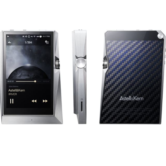 Astell & Kern | AK380 SS (Stainless Steel) Package