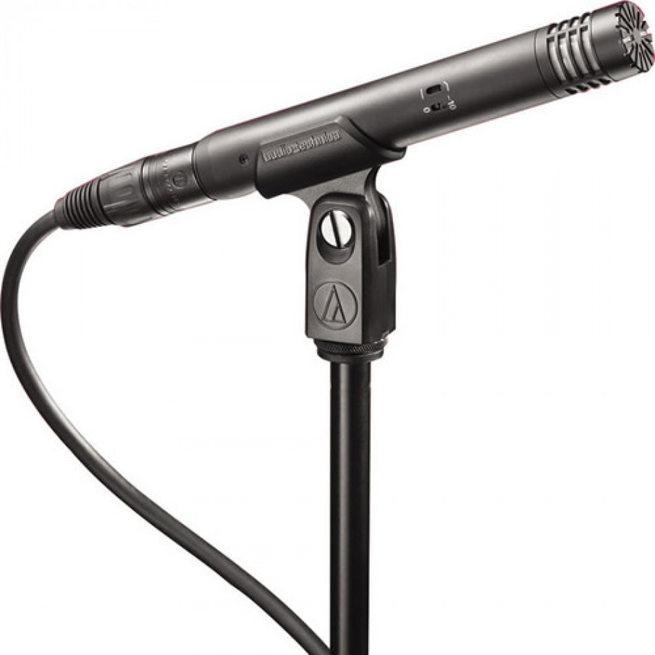 Audio Technica AT4021 Cardioid Condenser Microphone