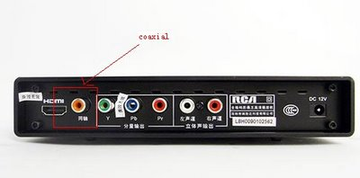 Thomson RCA L8H RMVB / MKV 1080P Player