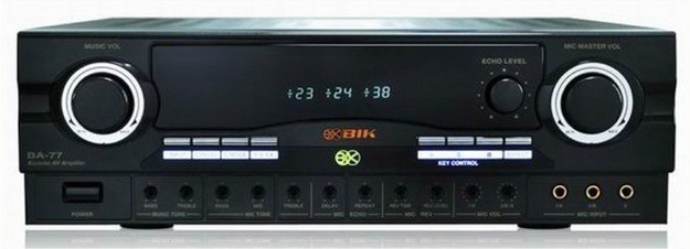 BIK Karaoke Amplifier (BA-77)