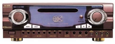 BIK Karaoke Amplifier (BJ-A99ii)