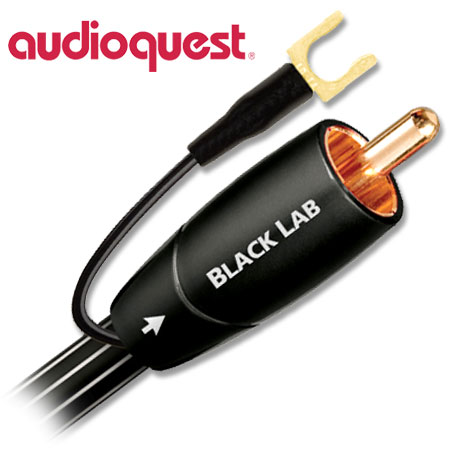 AudioQuest Black Lab Subwoofer Cable 8m