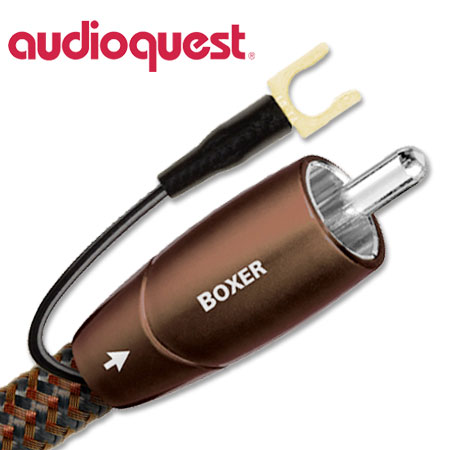 AudioQuest Boxer Subwoofer Cable 2m