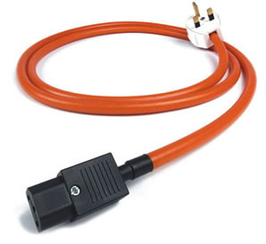 Chord Company Power Chord Mains Cable 1m