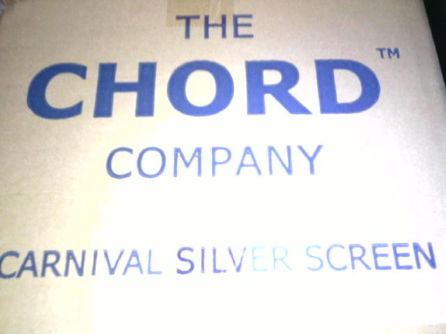 Chord Carnival Silver Screen