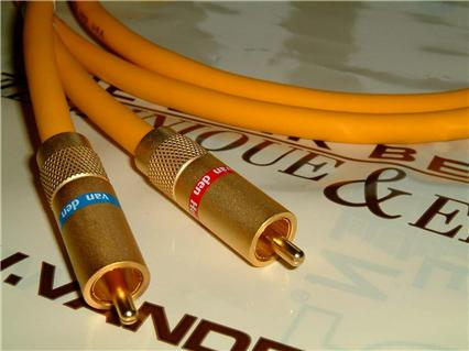 Van Den Hul The D-102 MKIII Stereo Audio Cable unterminated