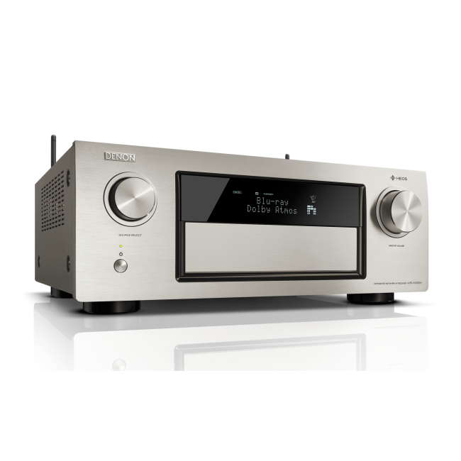 Denon AVR-X4300H 9.2 Network AV Amplifier gold