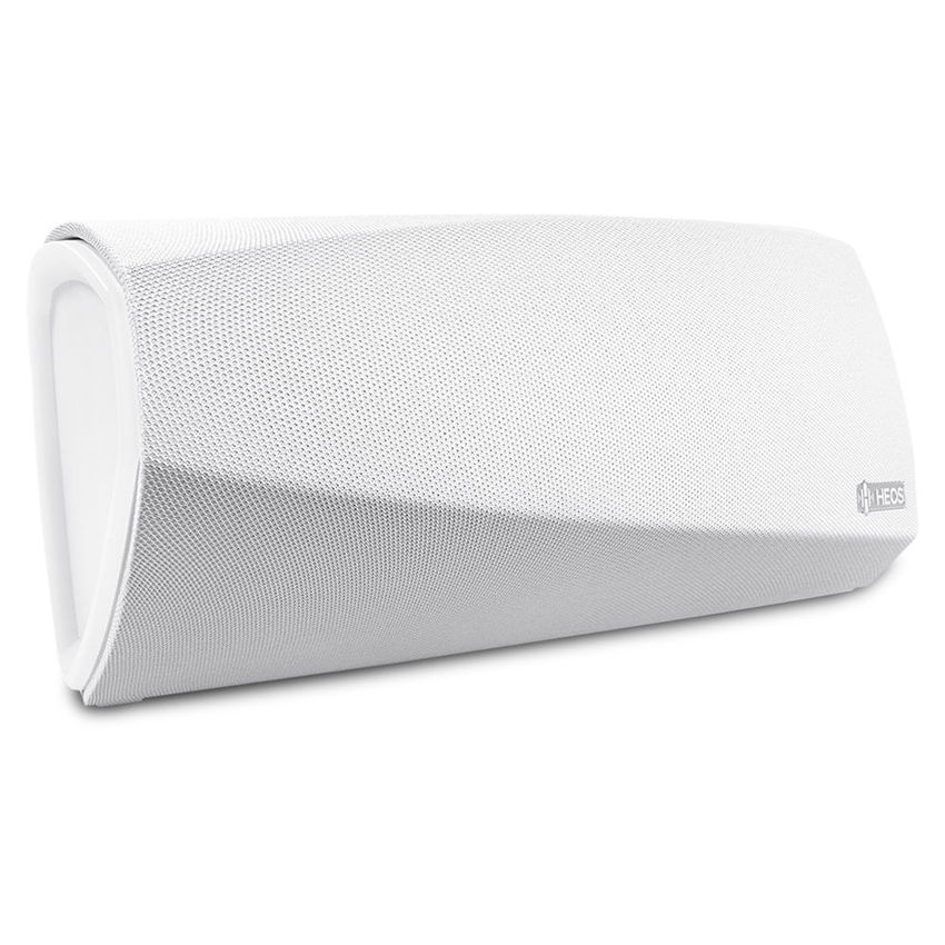 Denon HEOS 3 Portable Wireless Speaker (White)