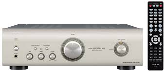 DENON - INTEGRATED AMPLIFIER IN SILVER PMA1520AE(SPE2)
