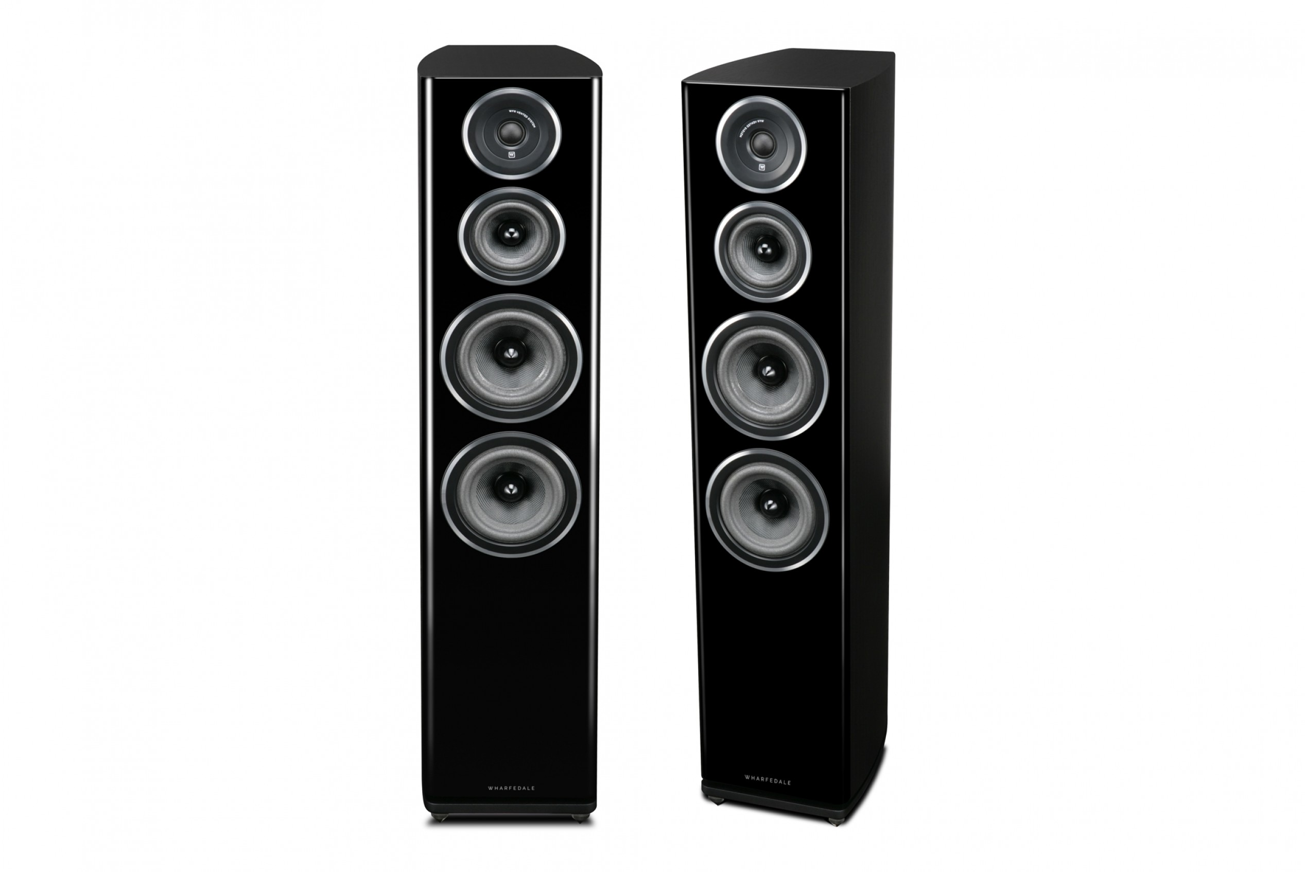 Wharfedale Diamond 11.4 Floorstanding Speakers Pair